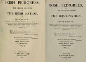 O'Hart's Irish Pedigrees