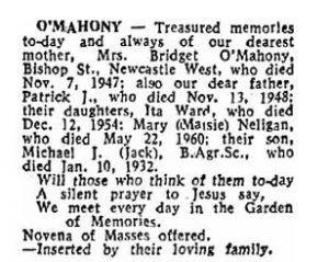 OMahony1973