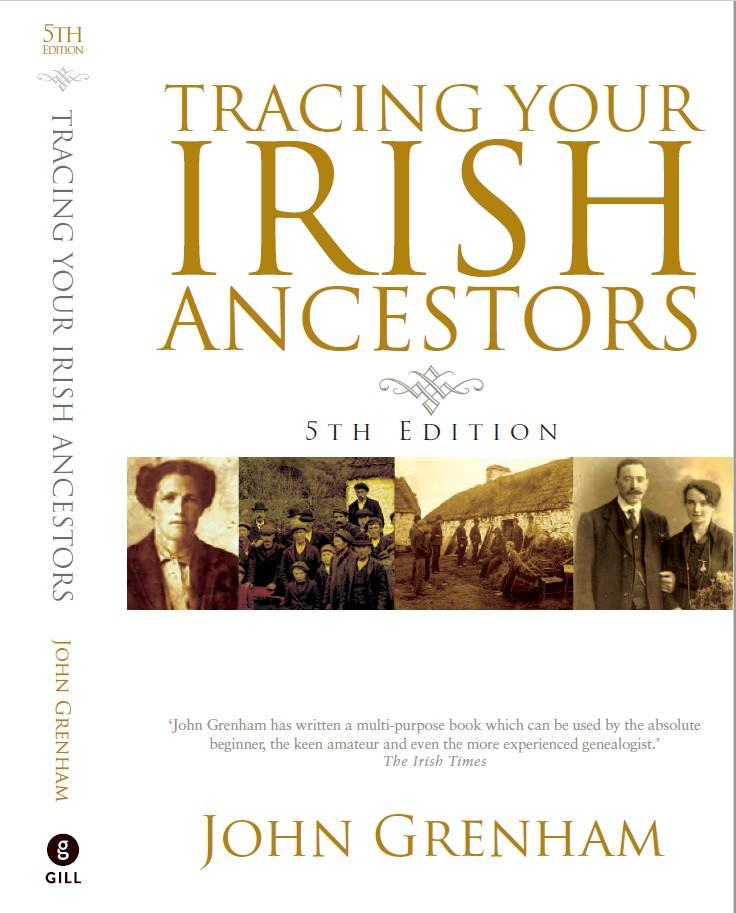 0fccb13d5 John Grenham – Irish Roots – Irish genealogy and heritage